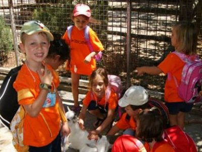 13-day English summer camp, Pyrenees