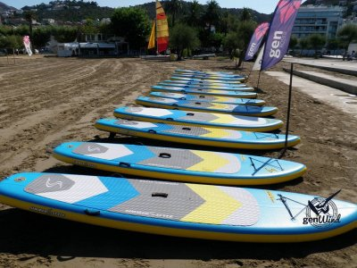 GenWind Roses Paddle Surf