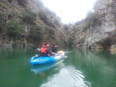 Multi-adventure in Cazorla, 3 avtivities