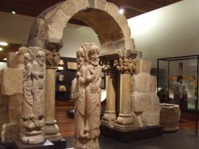 Guided Tour, Christian Kings, Archaeology Museum