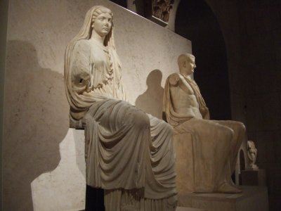 Guided Tour: Rome at the Archaeological Museum