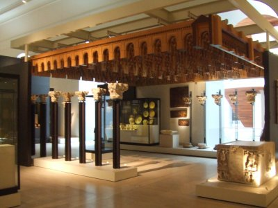Archaeological Museum: Al-Andalus room, kids