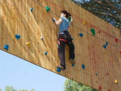 Adventure Park for Adults in Pelayos de la Presa