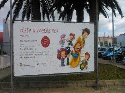 Urban camp in Menorca for 30 days