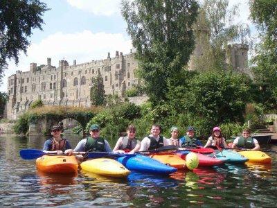 Canoe Kayak Trader and Training Kayaking