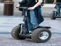 Segway Vehicle