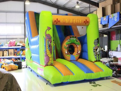 Inflatable rental for children's parties, Sevilla