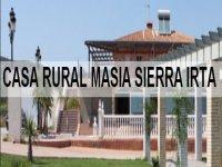 Masía Sierra Irta Buceo