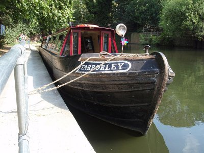 Tarporley Camden Community Narrowboat