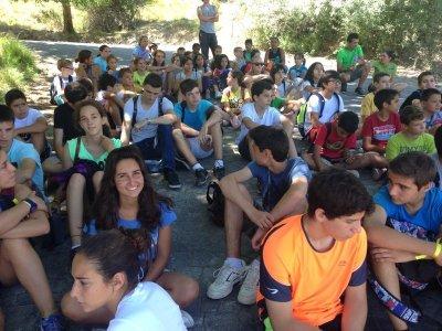 2-week english summer camp in Cazorla