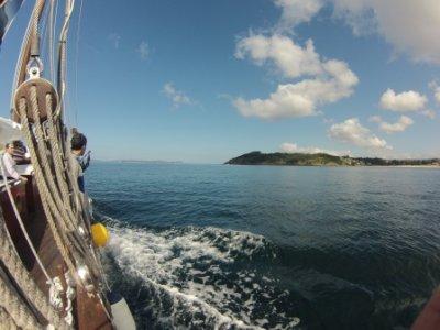 Sailing in Rías Biaxas + Picnic