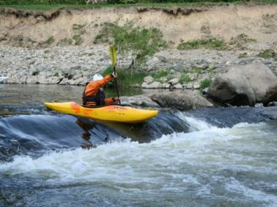 Safe and Sound Outdoors Kayaking