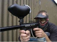 The paintball gun