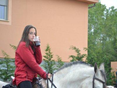 Horse Riding Urban Camp, La Granja, 1Week