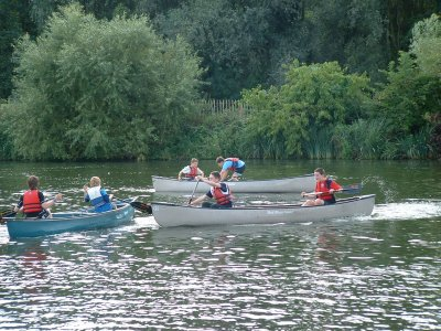 Stanborough Activity Centre Canoeing