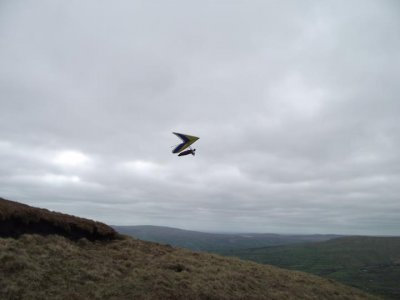 The Ulster Club Hang Gliding