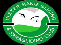 The Ulster Club Hang Gliding Logo