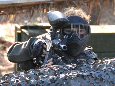 Adrenalicia Campo Paintball