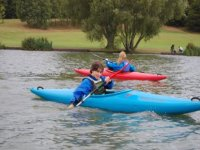 A pro kayaker in the making!.JPG
