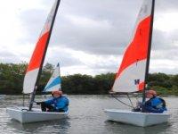 Twin sailors