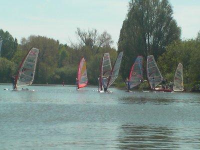 Stanborough Activity Centre Windsurfing