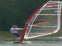 A very successful windsurfer