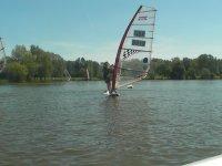 Windsurfing success!