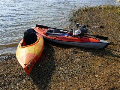3 hour kayak rental in Sada