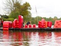 nflatable Fun at Stanborough Park