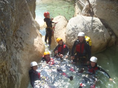 Canyoning In Lleida, Advanced Level With Pictures
