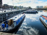 Liverpool Dock.