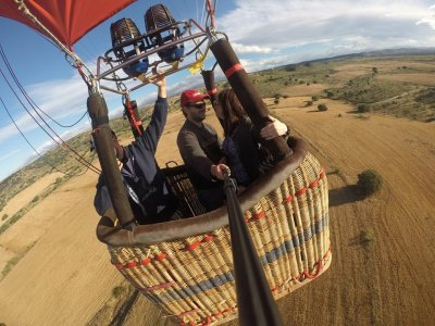 A Ride on a Hot-Air Balloon for 2