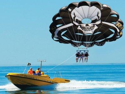 Pirate Parasailing Fuengirola