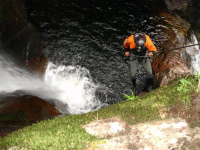Great Away Days Canyoning