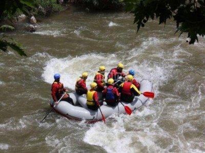 Rafting in the Valle del Júcar