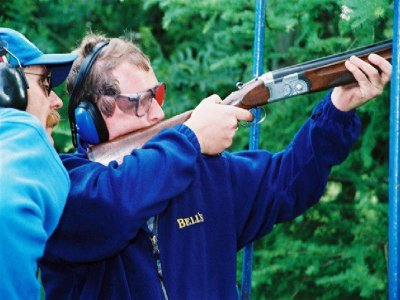 Great Away Days Clay Pigeon Shooting