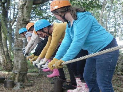 Great Away Days High Ropes