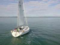 You can fulfill your dream of sailing with us!