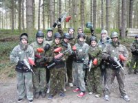 Paintball Wakefield