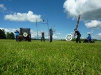 Archery modern field