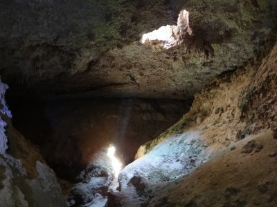 1/2 day Caving in the bay of Mazarrón