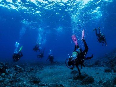 Divemaster course in Almería 2 weeks