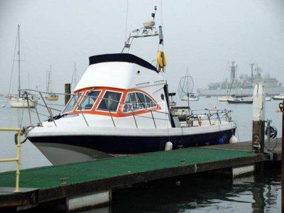 Oberon Fishing Charter