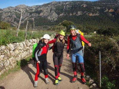 1-Day Canyoning in Sierra de Tramontana