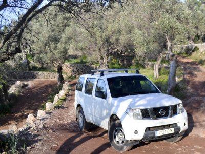 4x4 adventure & canyoning in mallorca