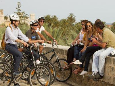 Bike ride through Palma, 3 hours