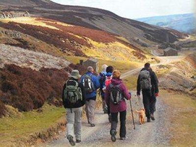 Collett's Mountain Holidays Hiking