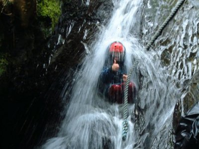 Castle Toward Outdoor Education Centre Canyoning