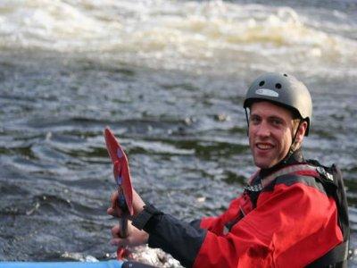 Castle Toward Outdoor Education Centre Canoeing