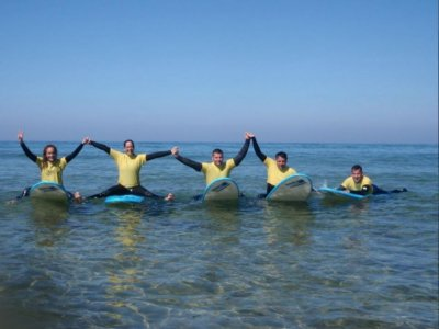 Initiation Surfing Session in Lekeitio 1 hour